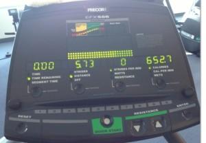 Workout Summary 3-10-13