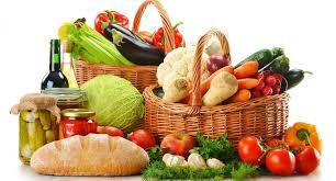 Mixture of Fruits and veggies